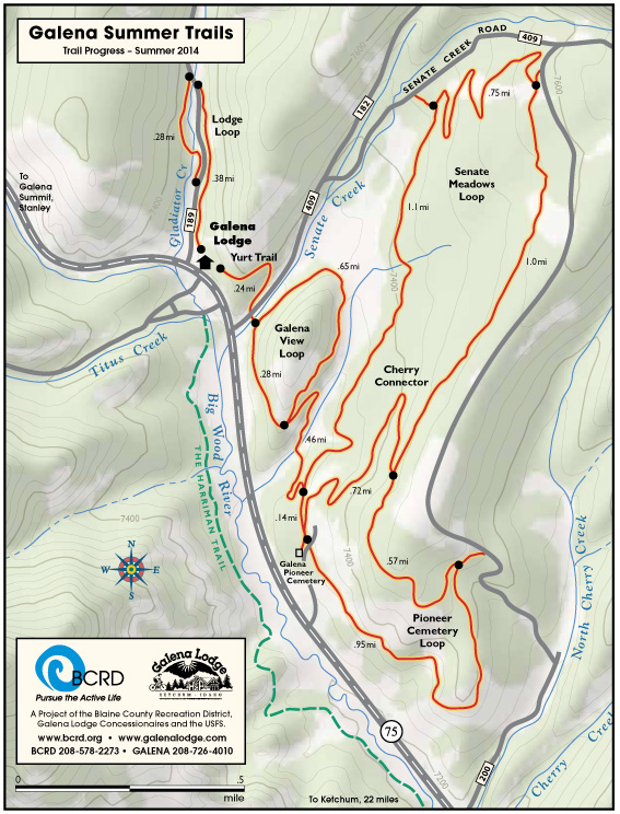 New trails open at Galena Lodge